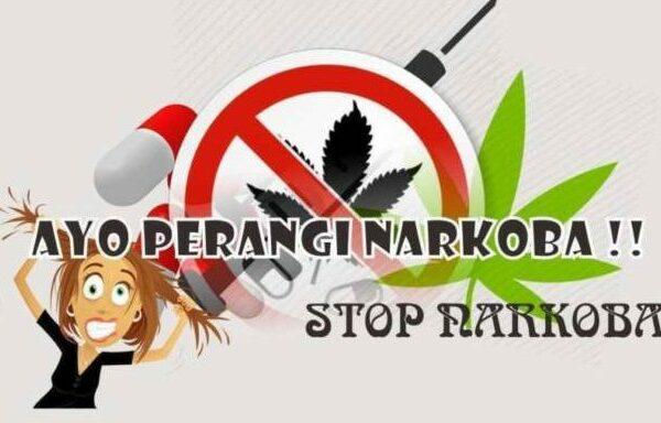 Cegah virus corona dan narkoba. STOP ROKOK!!!!!!