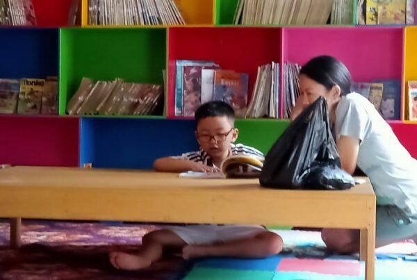 Taman Baca BNNK Tana Toraja