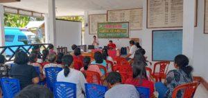 BNNK Tana Toraja terus melaksanakan giat yang bekerjasama dengan DP3AP2KB TORAJA UTARA,