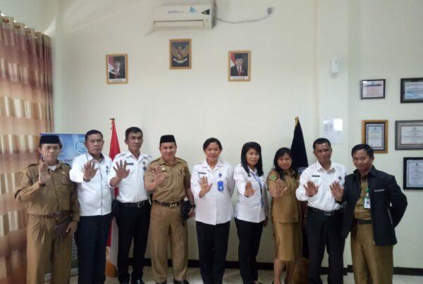 Kemenag - BNNK Tana Toraja Bekerjasama Dalam Hal P4GN