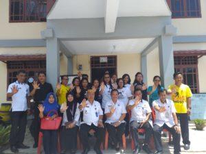 BNNK Tana Toraja menerima BNNK Bone Bolango dalam rangka Studi Tiru