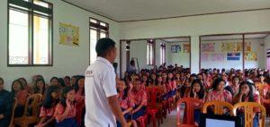 BNNK Tana Toraja Mencegah Penyalahgunaan Narkoba dari Pelosok Gandangbatu