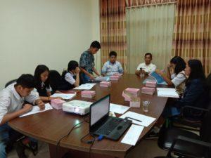 Monev P4GN di Lingkungan Pendidikan