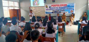 DP3AP2KB Toraja Utara Terus Bergerak Untuk Toraja Bebas Narkoba