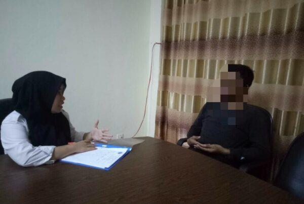 Layanan Rehabilitasi Klinik BNNK Tana Toraja