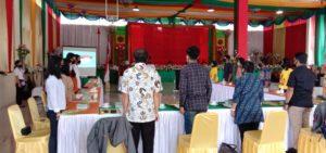BNNK Tana Toraja Mengadakan Worshop P4GN Lingkungan Masyarakat