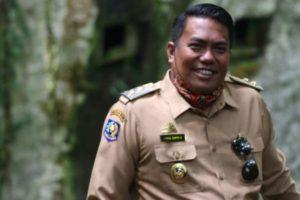 Wabup Toraja Utara Apresiasi Kinerja BNNK Tana Toraja